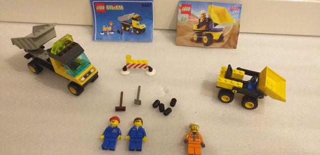 Lego system 6447 i 6470