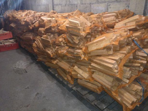 Sprzedam drewno BUKOWE SUCHE workowane lub luzem