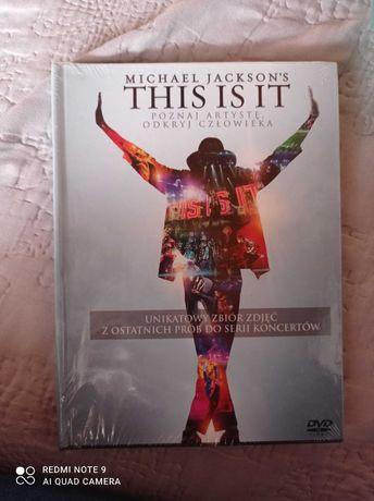 Michael Jackson płyta