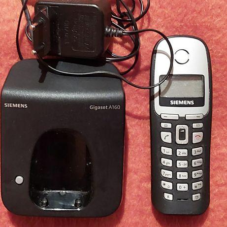 Telefon bezprzewodowy Simens gigaset A160