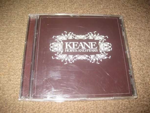 "CD dos Keane ""Hope And Fears"" Portes Grátis!"
