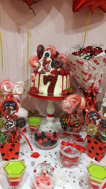 Фуршетный стол. Оформление Candy Bar на День Рождение, свадьбу.
