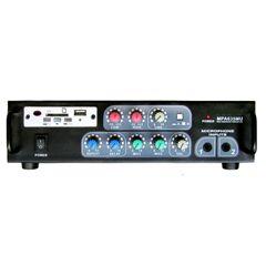 Трансляционный усилитель для фонового звука Big PA535 MP3/BL