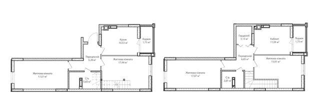 5-ти комнатная квартира, рассрочка от застройщика до 24-х месяцев