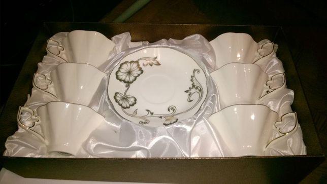 Чайный сервиз Royal porcelain 12 персон
