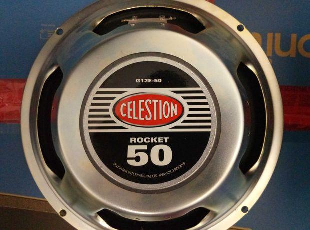 Гитарный динамик 12 дюймов Celestion Rocket 50