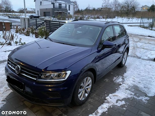 Volkswagen Tiguan Volswagen Tiguan 1.5 150hp (110kW) Polski Salon/ Gwarancja/ Jak Nowy