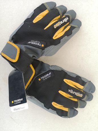 Rękawice antywibracyjne TEGERA Vibration rozmiar 9 i 10