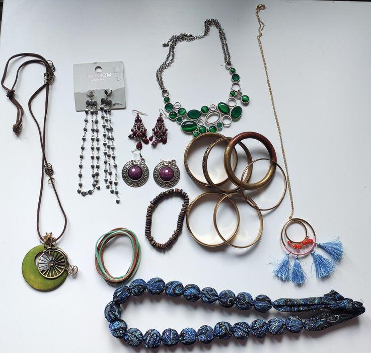 Biżuteria etno, kolczyki, naszyjniki, bransoletki, topshop Gliwice - image 1
