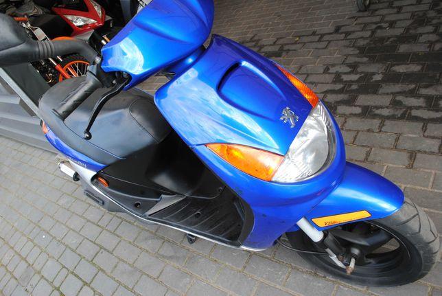 PEUGEOT VIVACITY 50 2T GWARANCJA RATY transport inne skuter quad