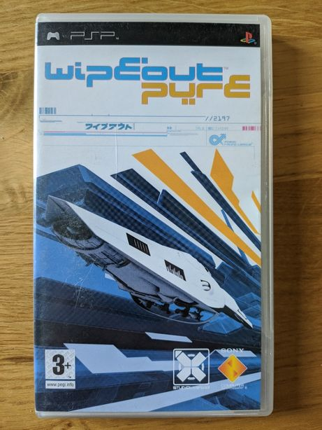 PSP | Wipeout Pure