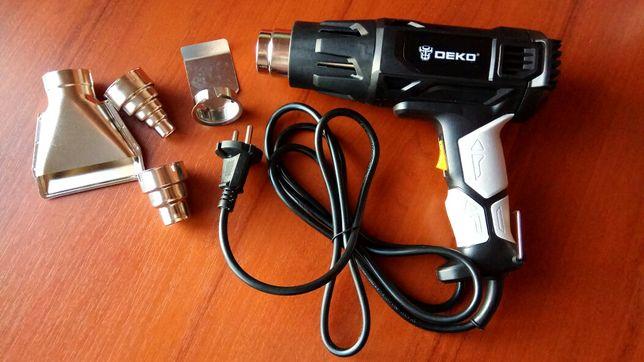 Строительный фен / монтажный фен / электроинструмент