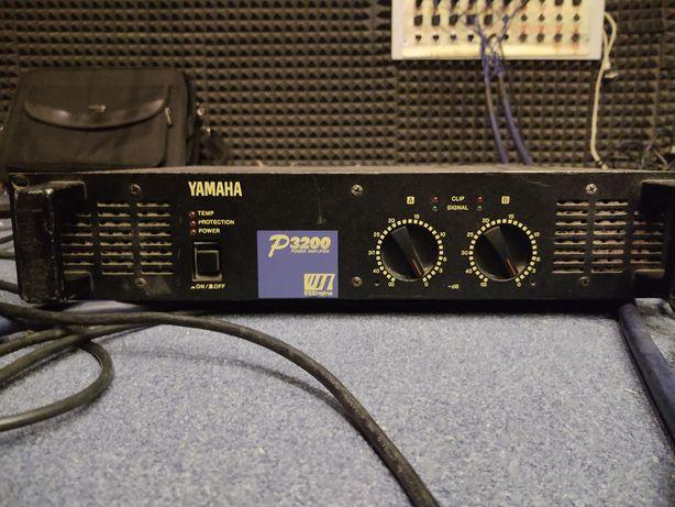 Końcówka mocy Yamaha P3200