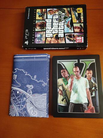 GTA V Grand Theft Auto 5 Special Edition PS3 Playstation 3