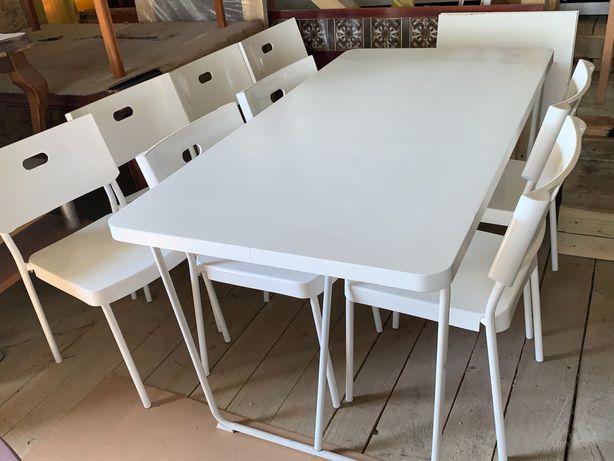 Набір для кухні стіл і 4 стільці