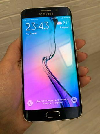 Телефон Samsung galaxy S6 edge! 3/32gb!