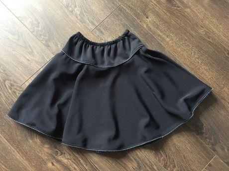 Spódniczka granatowa elegancka