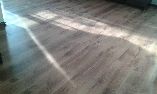 Panele podłogowe z demontażu ok. 16 m2