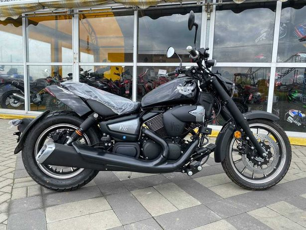 Мотоцикл LIFAN V16s 2 циліндри, новинка 2021, крузер, чоппер