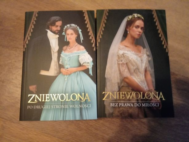 Książki 2 szt- nowe