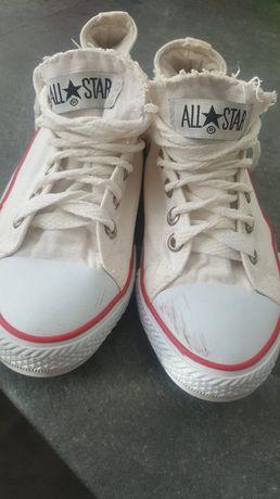 Buty Converse All Star białe roz. 39