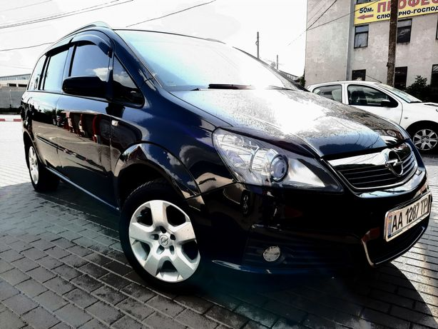 Opel Zafira 1.8 газ/бенз