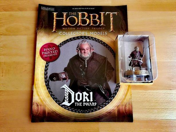 figurka+magazyn - HOBBIT - Dori, kolekcja Eaglemoss