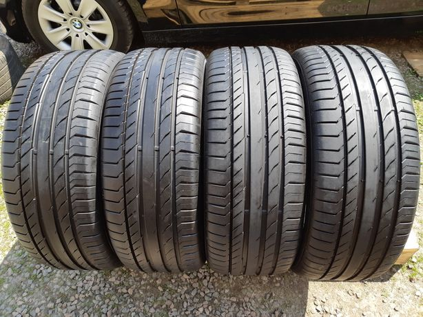 235 50 18 Continental ContiSportContact 5 SUV 235/50 R18 97V