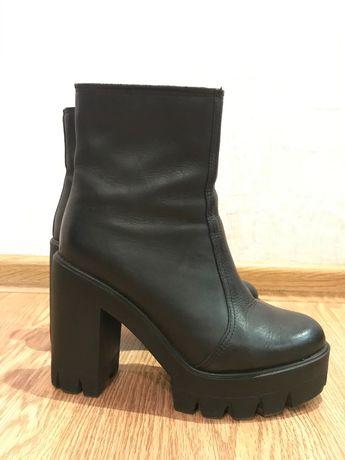 Кожаные ботинки Massimo Fiori