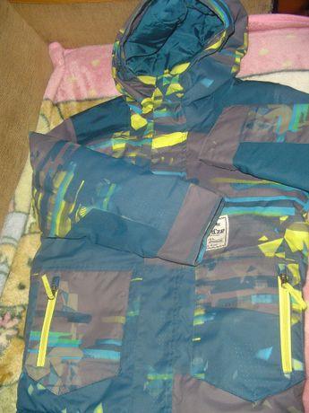 kurtka jesienna roz. 128 dla chłopca