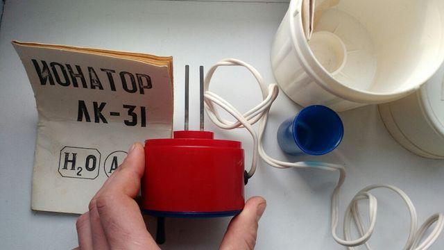 Ионатор ЛК-31 для серебрения воды