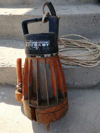 Pompa wody dział ogrod