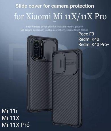 Capa Nillkin Xiaomi Mi 11i / Mi 11X / Mi 11X Pró / Poco F3 / Redmi K40