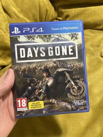 Игра на Play Station — Days Gone