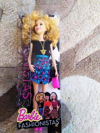 Кукла лялька Barbie fashionstars оригінал