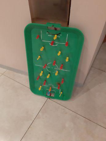 Piłkarzyki gra zabawa ok 50x32 używane strzelanie piłka piłkarzyki gol