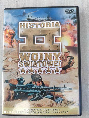 Historia II Wojny Światowej  - DVD