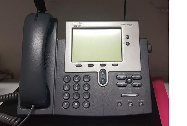 Telefone VoIP Cisco 7942