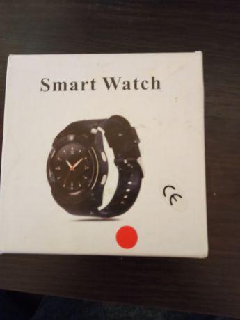 Smart Watch V8 z pudełkiem i ładowarka