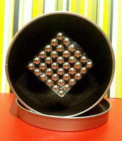 Неокуб Neocube 216 шариков 5мм в боксе Gold (14039) 5B