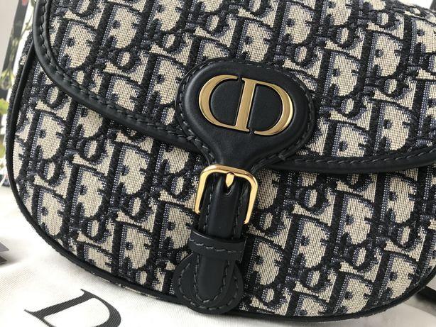 Dior Bobby bag montaigne torebka przez ramię skóra od ręki premium