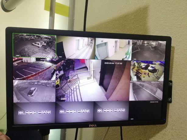 Видеонаблюдение, продажа и монтаж камер видеонаблюдения