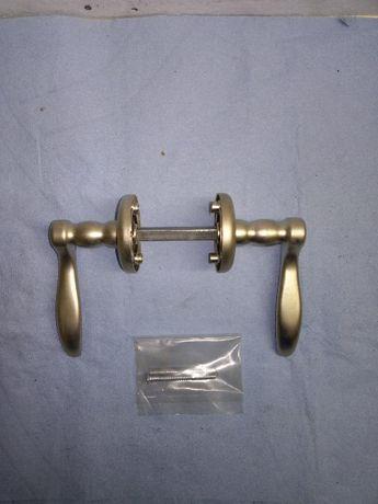 Klamki do drzwi wewnętrznych - cena za 3 komplety