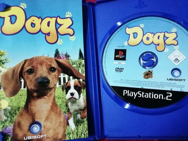 Jogos PS2 Dogz e Horsez