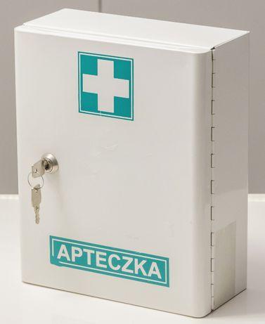 Apteczka pierwszej pomocy metalowa Boxmet A-300/Z