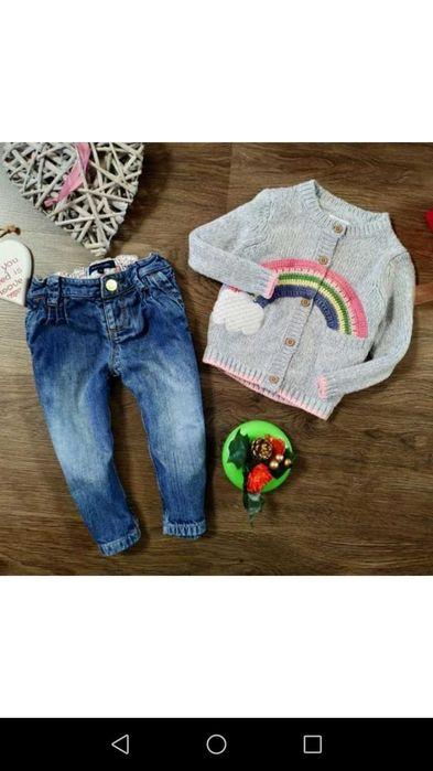 Кофта та джинси на дівчинку Хмельник - изображение 1