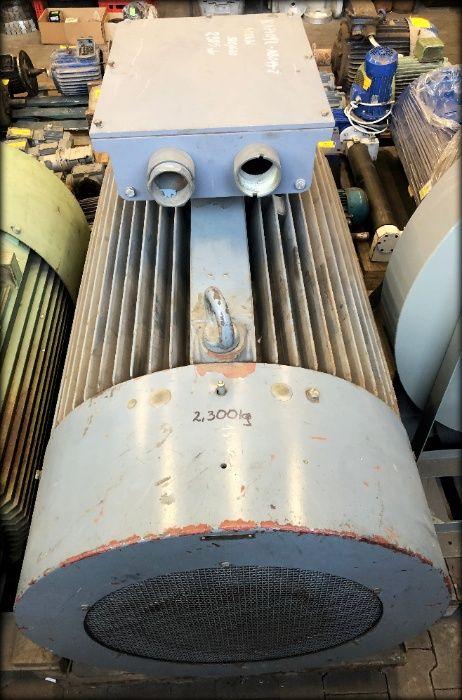 silnik elektryczny 400kW 2985obr. Pigża - image 1