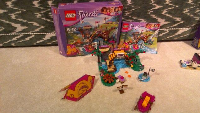klocki lego friends - camping 41121