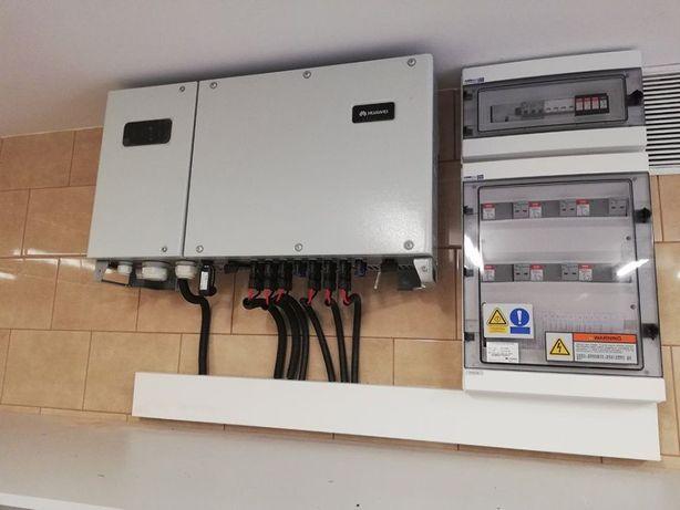 Instalacje elektryczne systemy alarmowe monitoring elektryk | 6el.pl
