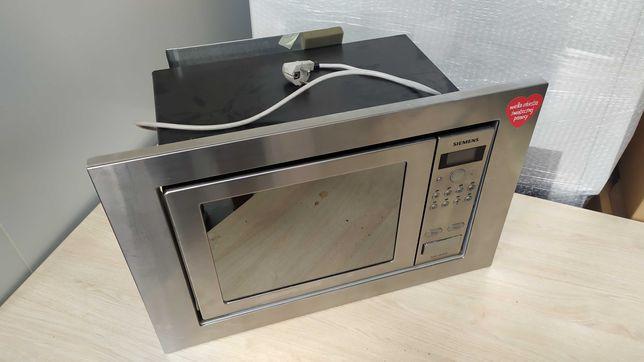 Mikrofalówka Siemens Inno-Wave HF17056EU stal szlachetna (niesprawna)